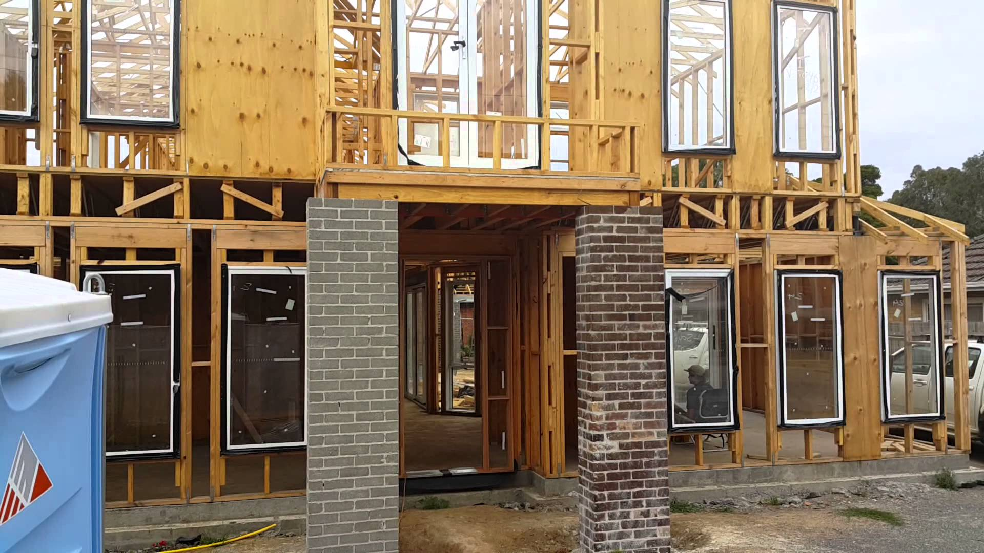 Residential construction sites in Australia. – DCC GROUP