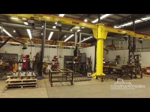 Factory tour with Construction Sales Australia