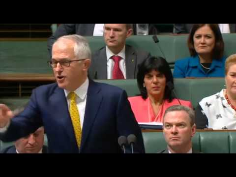I asked the PM why we need the Australian Building and Construction Commission